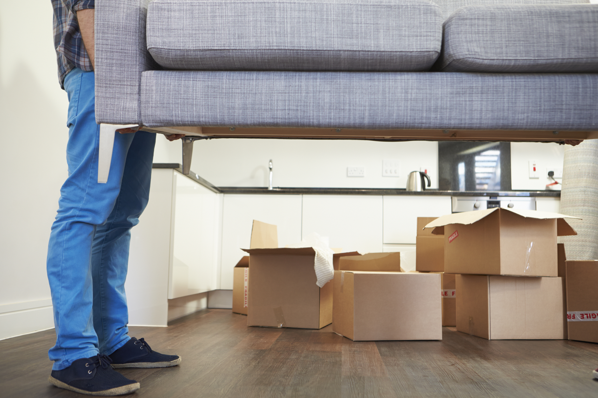 Guide To Moving House: 10 Essential Things To Remember